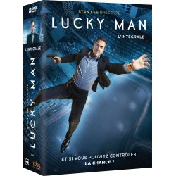 LUCKY MAN - INTEGRALE SAISONS 1 à 3 (8 DVD)
