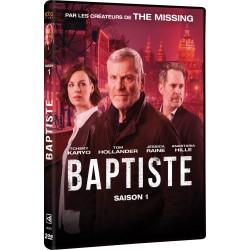BAPTISTE - SAISON 1 (2 DVD)