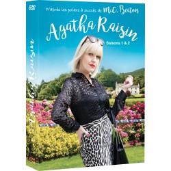 AGATHA RAISIN - SAISONS 1 & 2 (6 DVD)
