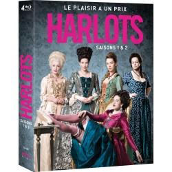HARLOTS - SAISONS 1 & 2 (4 BR) - BRD