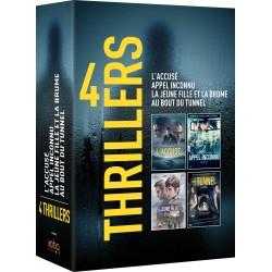 4 THRILLERS (4 DVD)