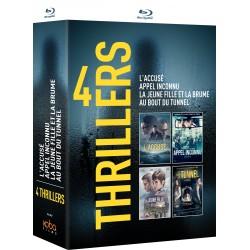 4 THRILLERS (4 BR)