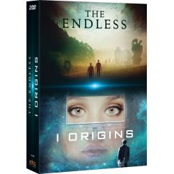 2 FILMS-CULTES DE SCIENCE-FICTION (I-ORIGINS + THE ENDLESS) (2 DVD)