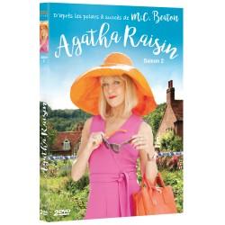 AGATHA RAISIN - SAISON 2 (2 DVD)
