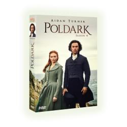 POLDARK - SAISON 4 (3 DVD)