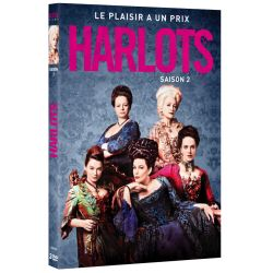 HARLOTS - SAISON 2 (3 DVD)