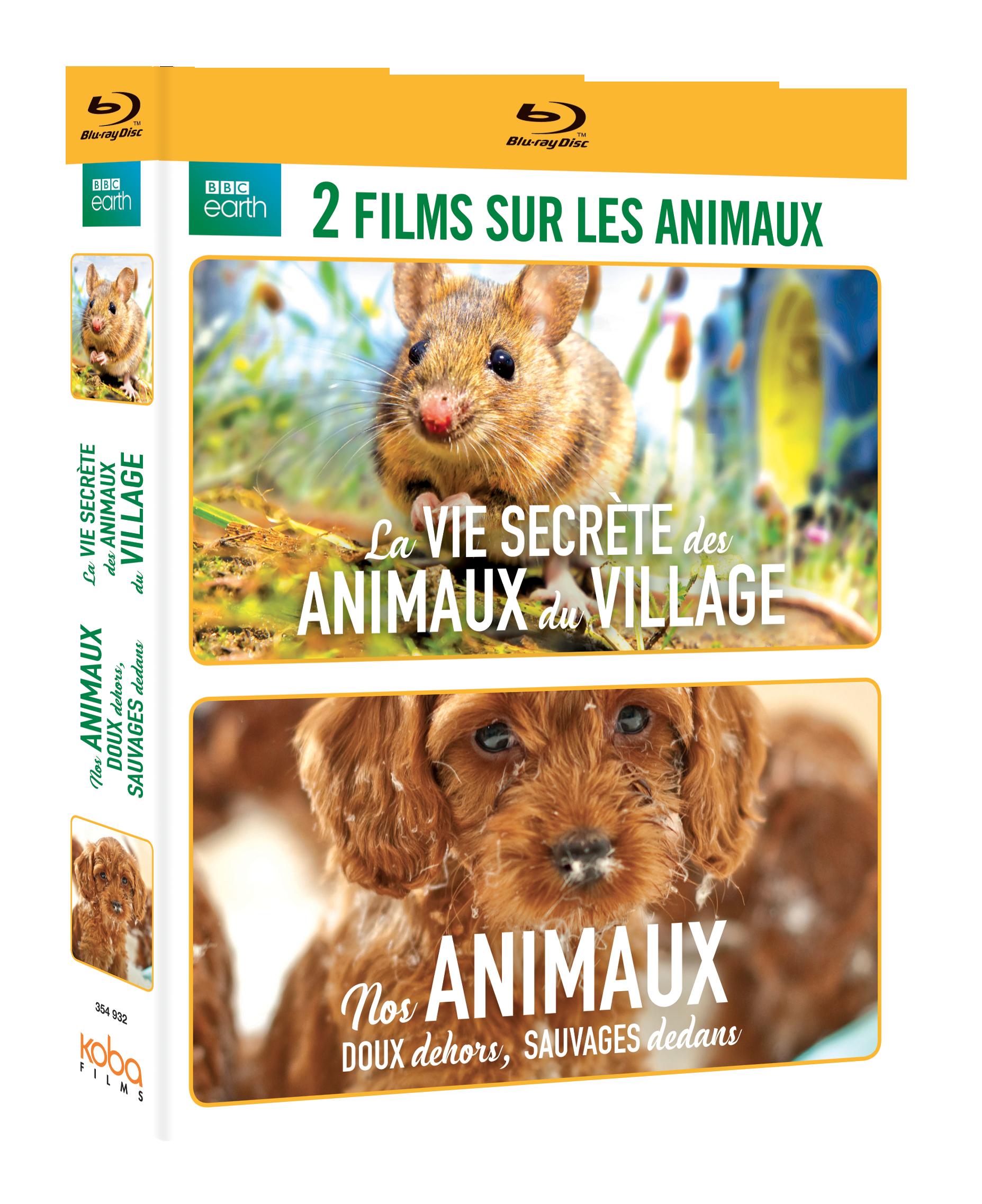 2 FILMS SUR LES ANIMAUX - BRD