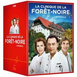 CLINIQUE DE LA FORET-NOIRE (LA) - COFFRET INTEGRALE SAISONS 1 à 6 (24 DVD)