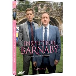 INSPECTEUR BARNABY - SAISON 20 (3 DVD)