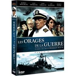 ORAGES DE LA GUERRE (LES) - PARTIE 2 (5 DVD)