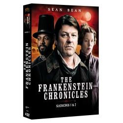 FRANKENSTEIN CHRONICLES (THE) - SAISONS 1 & 2 (4 DVD)