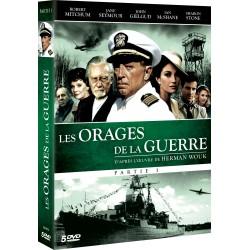 ORAGES DE LA GUERRE (LES) - PARTIE 1 (5 DVD)