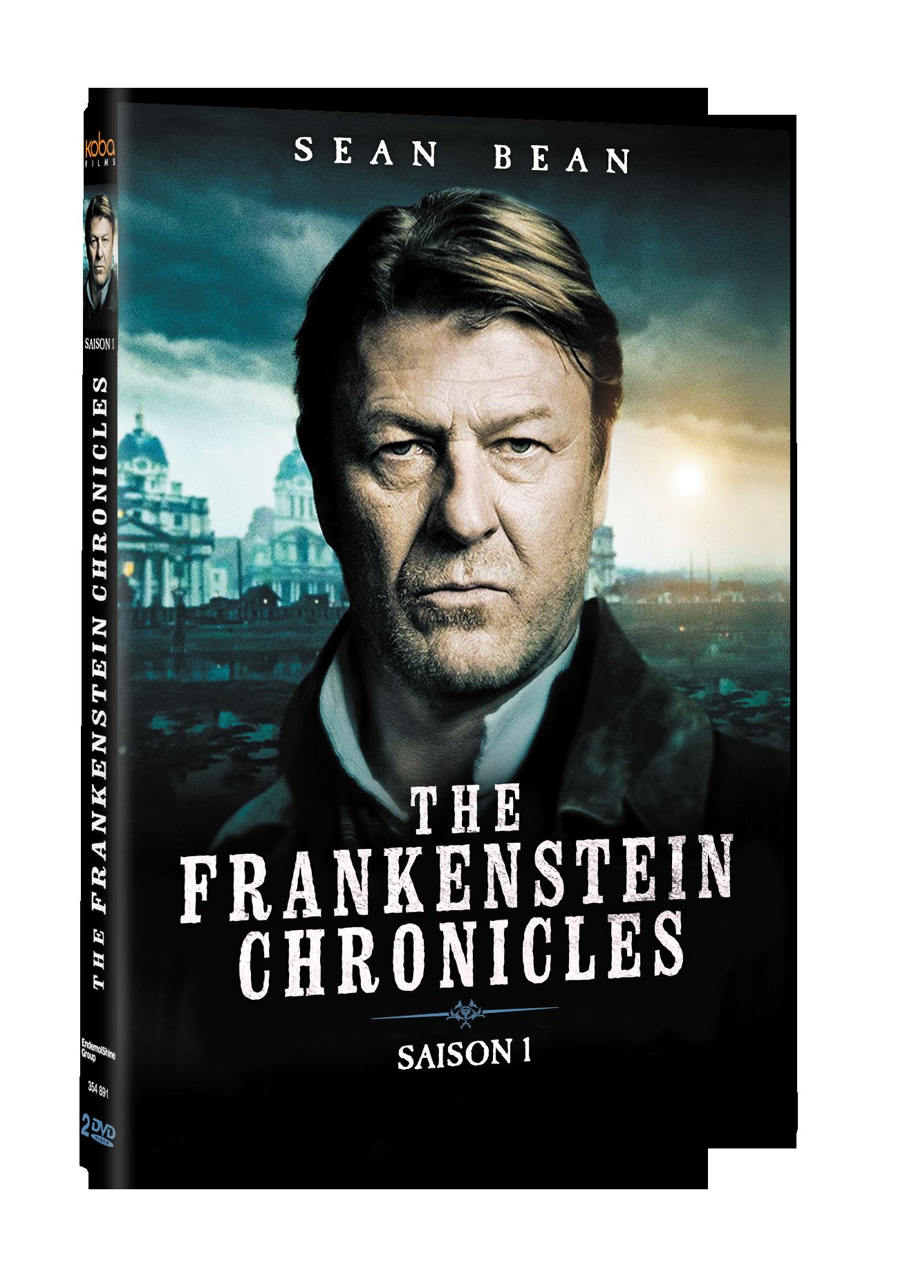 FRANKENSTEIN CHRONICLES (THE) - SAISON 1 (2 DVD)