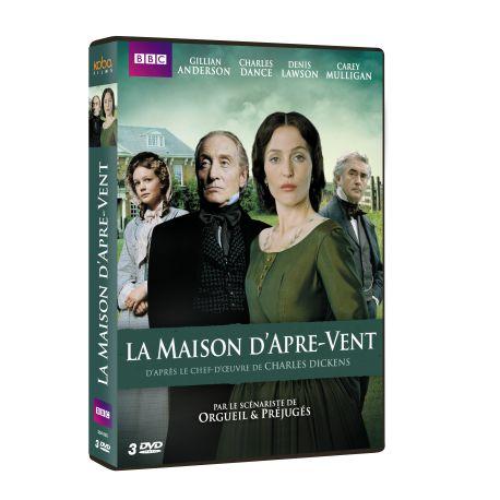 MAISON D'APRE-VENT (LA) (VOST) - (3 DVD)