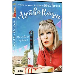 AGATHA RAISIN - SAISON 1 (4 DVD)