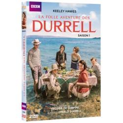 FOLLE AVENTURE DES DURRELL (LA) - SAISON 1 (2 DVD)