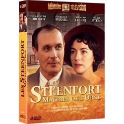 STEENFORT, MAITRES DE L ORGE - INTEGRALE (4 DVD)