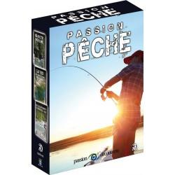 PASSION PECHE - COFFRET 3 DVD