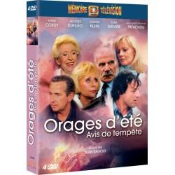 ORAGES D ETE AVIS DE TEMPETE - INTEGRALE (4 DVD)