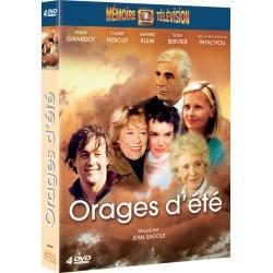 ORAGES D ETE - INTEGRALE (4 DVD)