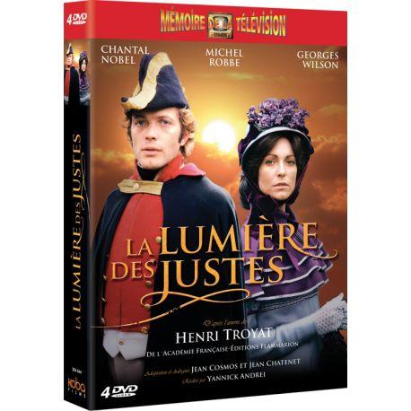 LUMIERE DES JUSTES (LA) - INTEGRALE (4 DVD)
