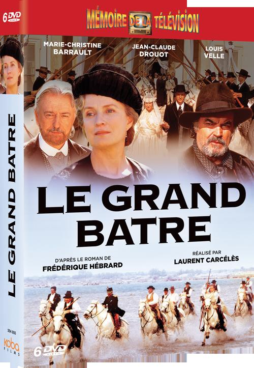 GRAND BATRE (LE) - INTEGRALE (6 DVD)