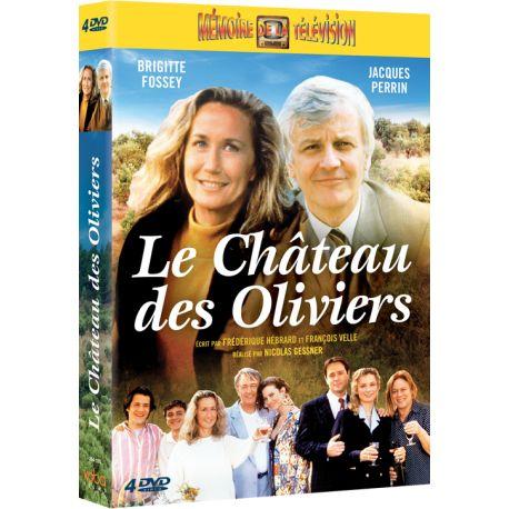 CHATEAU DES OLIVIERS (LE) - INTEGRALE (4 DVD)