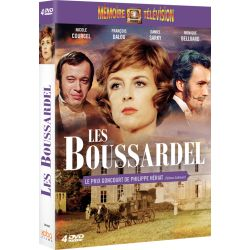 BOUSSARDEL (LES) - INTEGRALE (4 DVD)