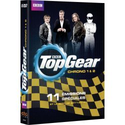 TOP GEAR - VOLUMES 1 & 2 (8 DVD)