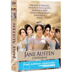 JANE AUSTEN - L'INTEGRALE ED SPEC FNAC (8 DVD)