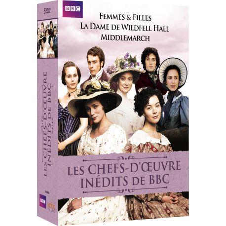 CHEFS-D'ŒUVRE INEDITS BBC (LES) (VOST) - (5 DVD)