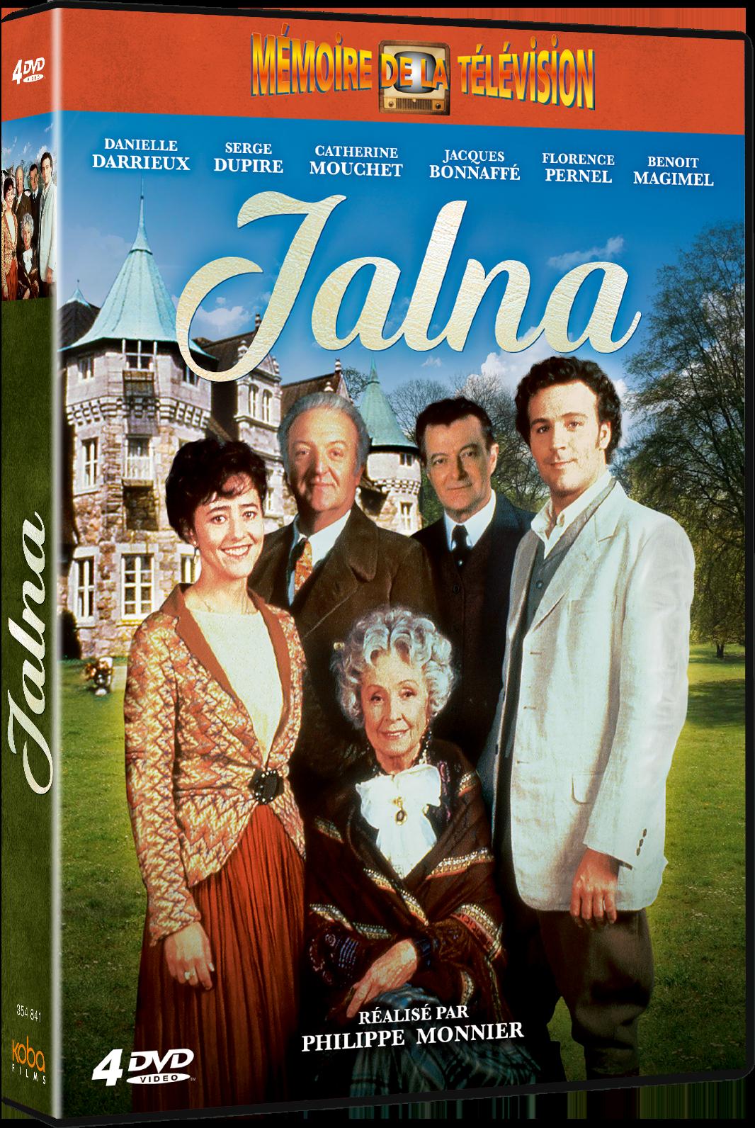 JALNA (4 DVD)