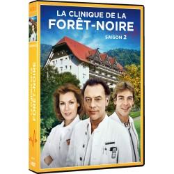 CLINIQUE DE LA FORET-NOIRE (LA) - SAISON 2 (4 DVD)