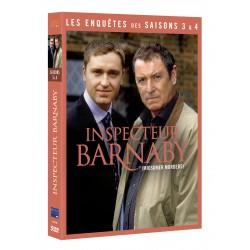 INSPECTEUR BARNABY - SAISONS 3 & 4 (5 DVD)