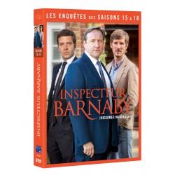 INSPECTEUR BARNABY - SAISONS 15 & 16 (6 DVD)