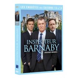 INSPECTEUR BARNABY - SAISONS 13 & 14 (8 DVD)