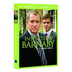 INSPECTEUR BARNABY - SAISONS 11 & 12 (8 DVD)