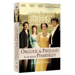 ORGUEIL & PREJUGES + PEMBERLEY (3 DVD)