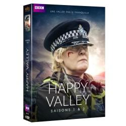 HAPPY VALLEY - SAISONS 1 & 2 (4 DVD)