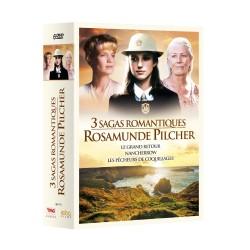 3 SAGAS ROMANTIQUES D'APRES LES ROMANS DE ROSAMUNDE PILCHER (6 DVD)