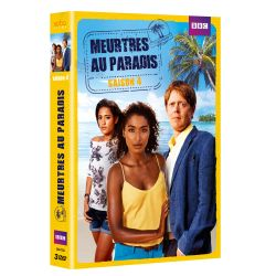 MEURTRES AU PARADIS - SAISON 4 (3 DVD)
