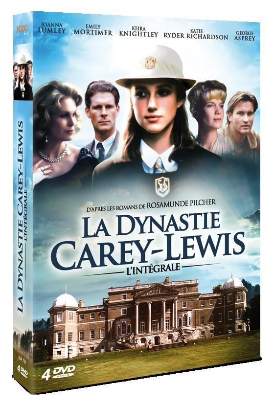 DYNASTIE CAREY-LEWIS (LA) - L'INTÉGRALE (4 DVD)
