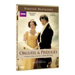 ORGUEIL & PREJUGES - VERSION RESTAUREE (2 DVD)