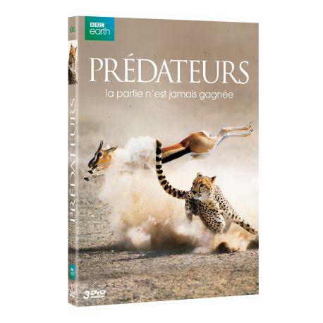 PREDATEURS (3 DVD)