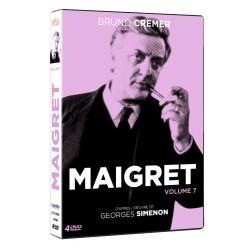 MAIGRET - VOLUME 7 (4 DVD)