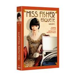 MISS FISHER ENQUETE ! - SAISON 3 (3 DVD)