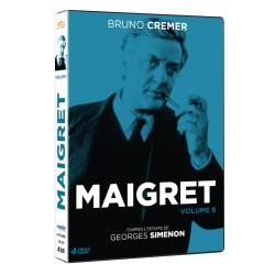 MAIGRET - VOLUME 6 (4 DVD)