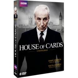 HOUSE OF CARDS - COFFRET INTEGRALE SAISONS 1 à 3 (6 DVD)