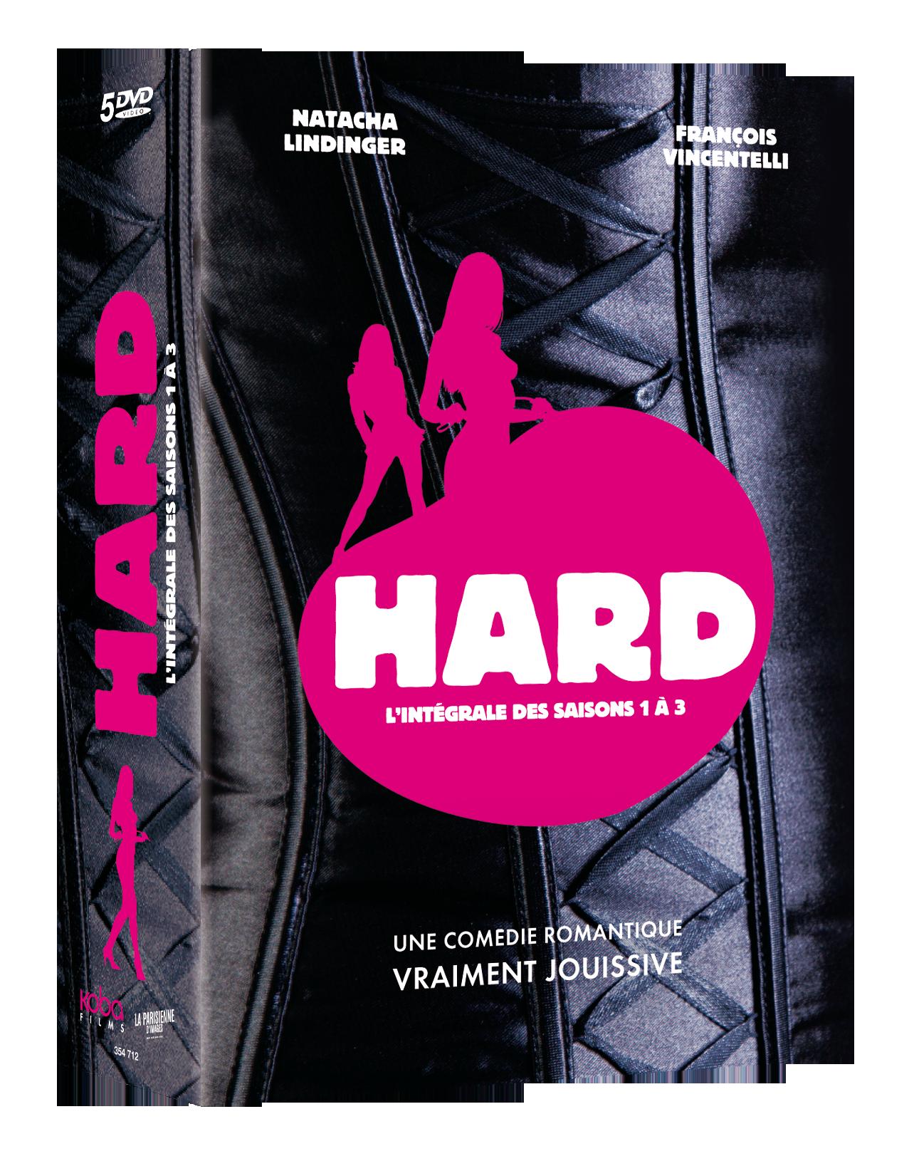 HARD - COFFRET INTEGRALE SAISONS 1 à 3 (5 DVD)