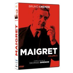 MAIGRET - VOLUME 5 (4 DVD)